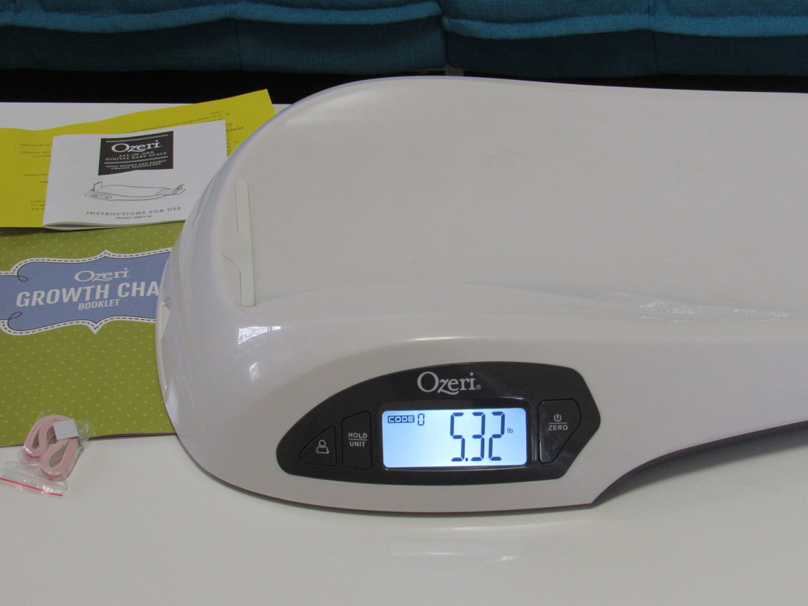 Best Gift For Baby Shower, Digital Baby Scale