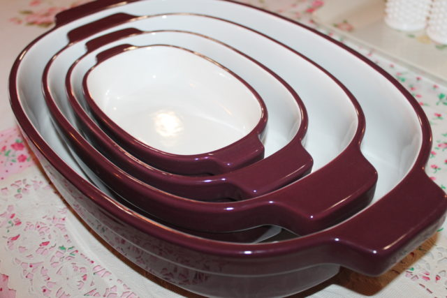 3 Types of Nesting Dishes for Smalll Spaces