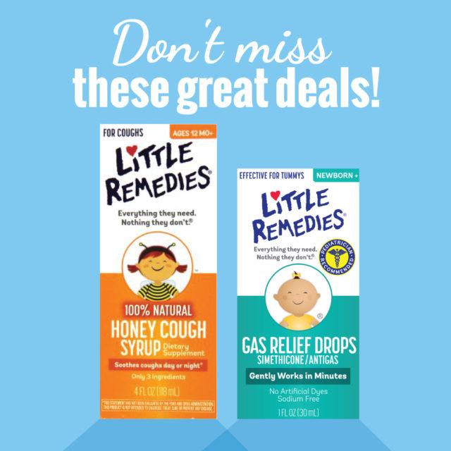 Deal Alert! Rollback on Little Remedies® Gas Drops #MyLittleRemedies #Cbias