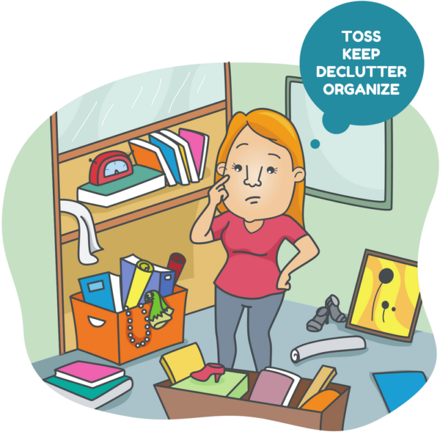 New Years Resolution Tips for Organizing Your Life