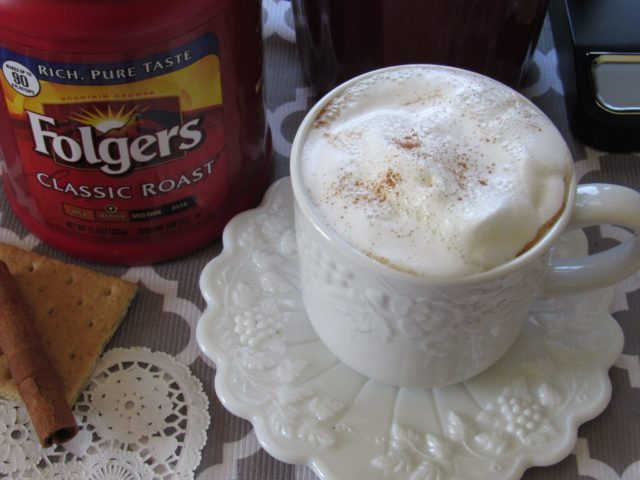 Ninja Coffee Bar Cinnamon Graham Coffee Recipe