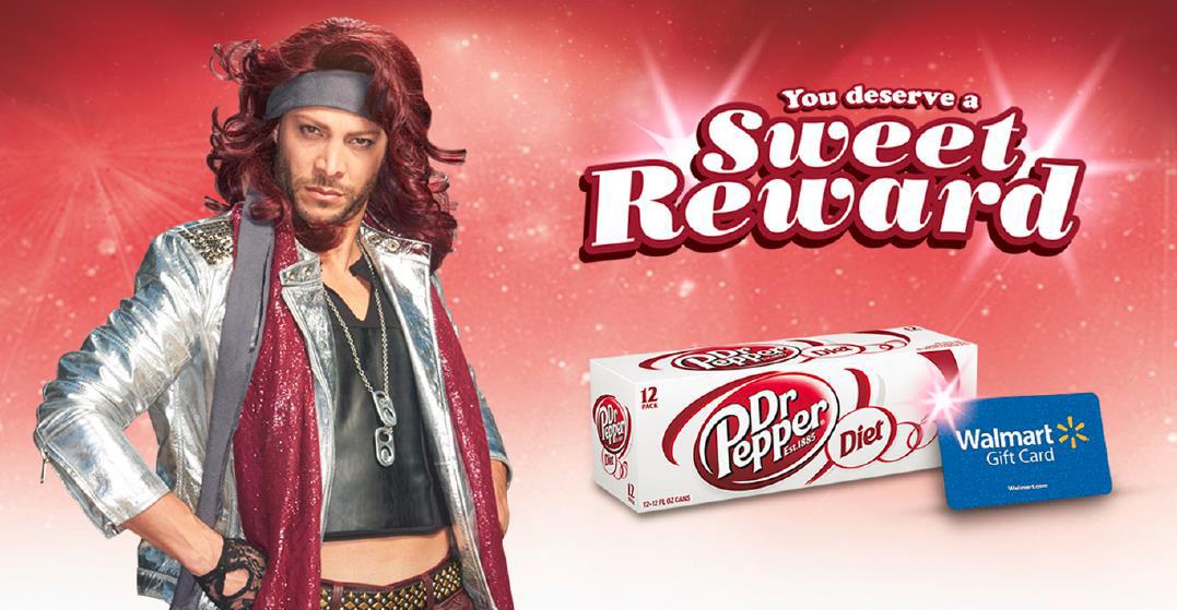 Buy Diet Dr Pepper at Walmart, Score Sweet Rewards!