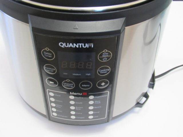 how to cook beans in an electric pressure cooker