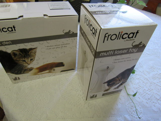 Your Cat Needs These PetSafe® Toys from FroliCat