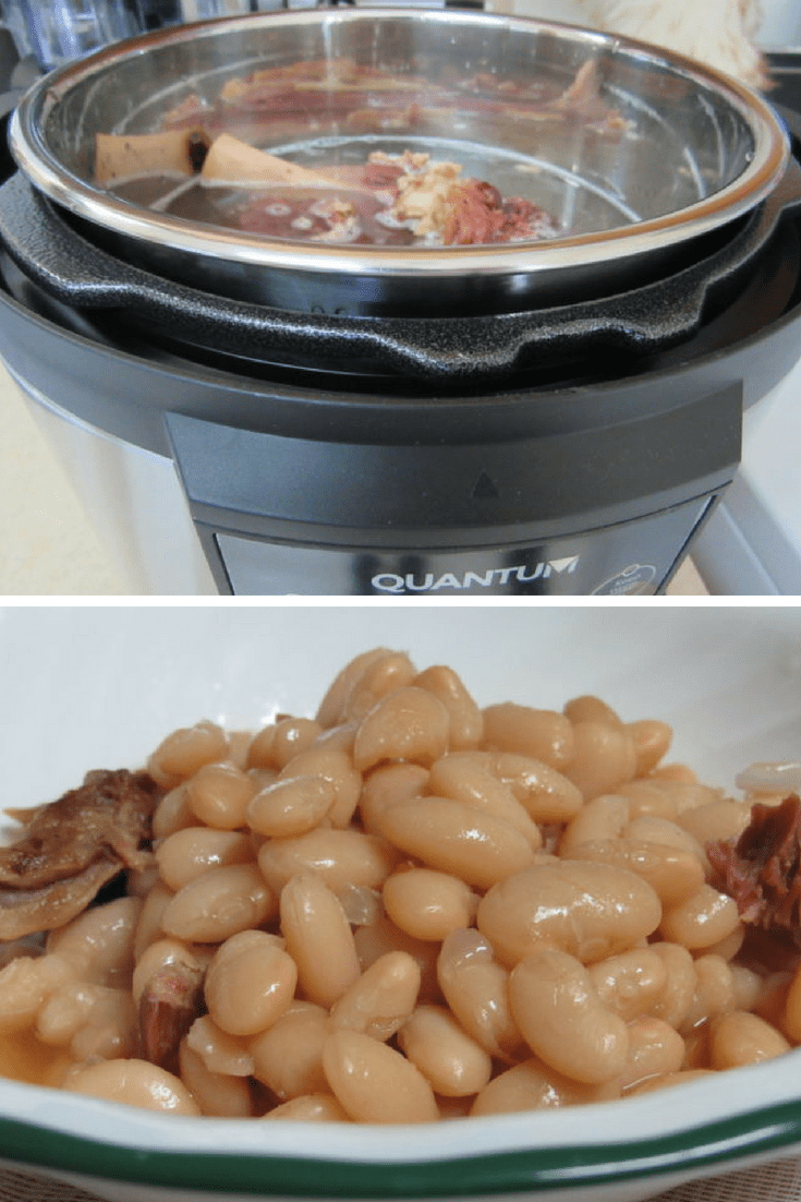 Northern Beans and Ham Bone, Fall Favorites