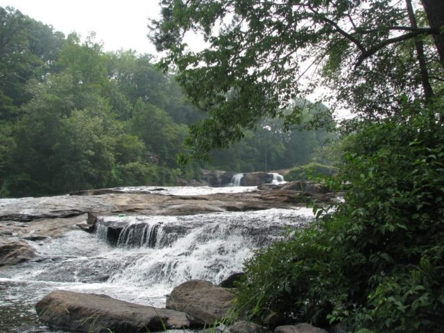 Georgia Travel High Falls State Park Camping Glamping
