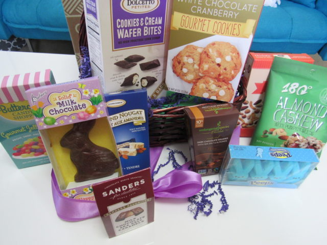 Peter Rabbit Gears Up For Easter  #gourmetgiftbaskets