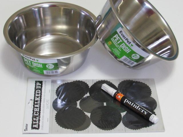 Dog Food Dishes, Tutorial, DIY, Dog Food Saving, #FeedDogsPurina #CollectiveBias #cbias #ad @target