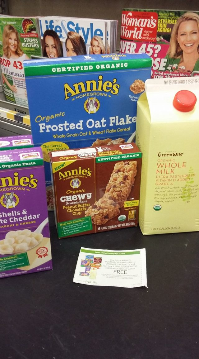 Hamburger Helper Recipe, Veggies, FREE 1/2 Gal Organic Milk  #AnniesSpring #ad