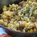 Hamburger Helper Recipe, Veggies, FREE 1/2 Gal Organic Milk