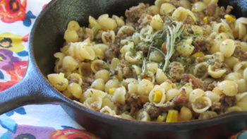 Hamburger Helper Recipe, Veggies, FREE 1/2 Gal Organic Milk