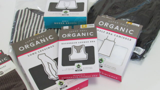 Organic Cotton is Better, Take the PACT Bareness Test #MomsMeet #ad