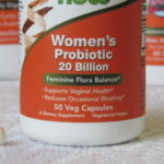 NOW® Women's Probiotic 20 Billion, Giveaway