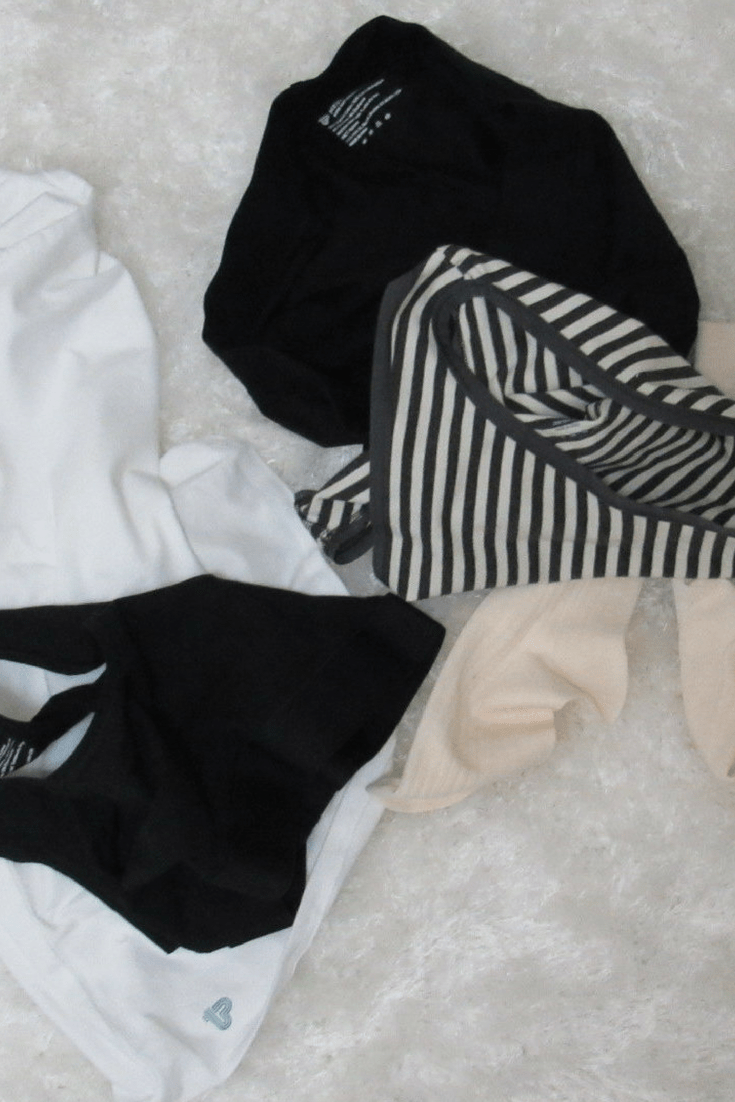 Organic Cotton is Better, Take the PACT Bareness Test