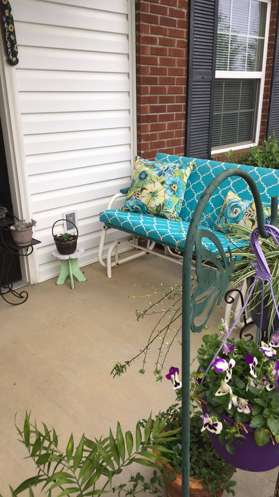 Revamp Patio on a Budget