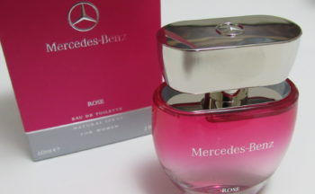Mercedes-Benz Rose for Women #fragrancemarket @fragrancemarketus