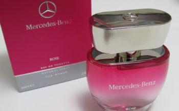 Mercedes Benz Rose for Women #fragrancemarket @fragrancemarketus
