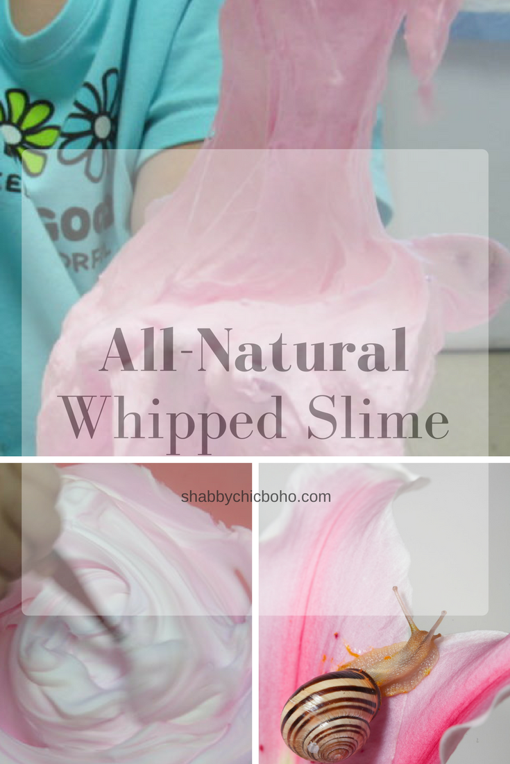 Whipped All-Natural Slime Recipe & Tutorial #ad #allessentials #allsulfatefree #collectivebias #cbias