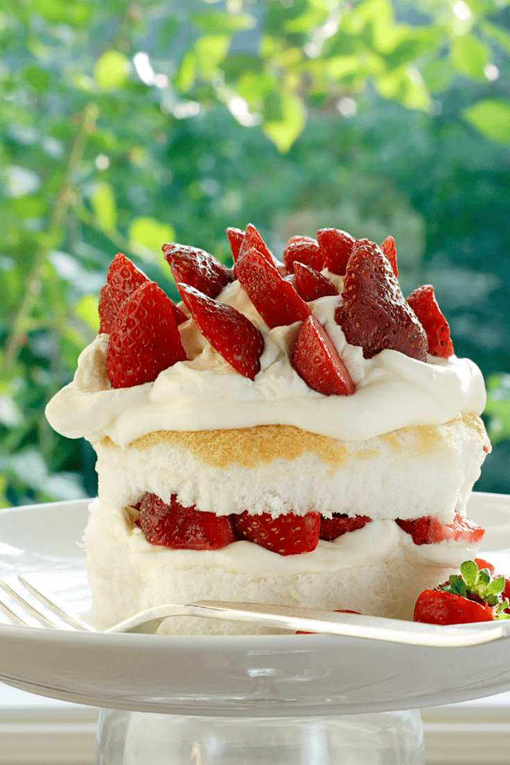 Recipe, Make Ahead Strawberry Shortcake.  It's strawberry pickin time.  This refreshing recipe is the only one you'll ever need.