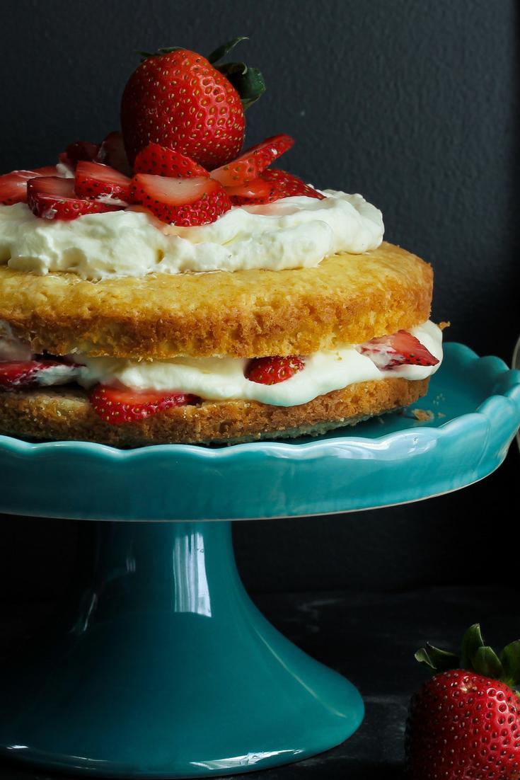 Make Ahead Strawberry Shortcake Recipe