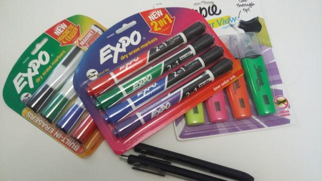 Paper Mate InkJoy Gel, My Conference Choices