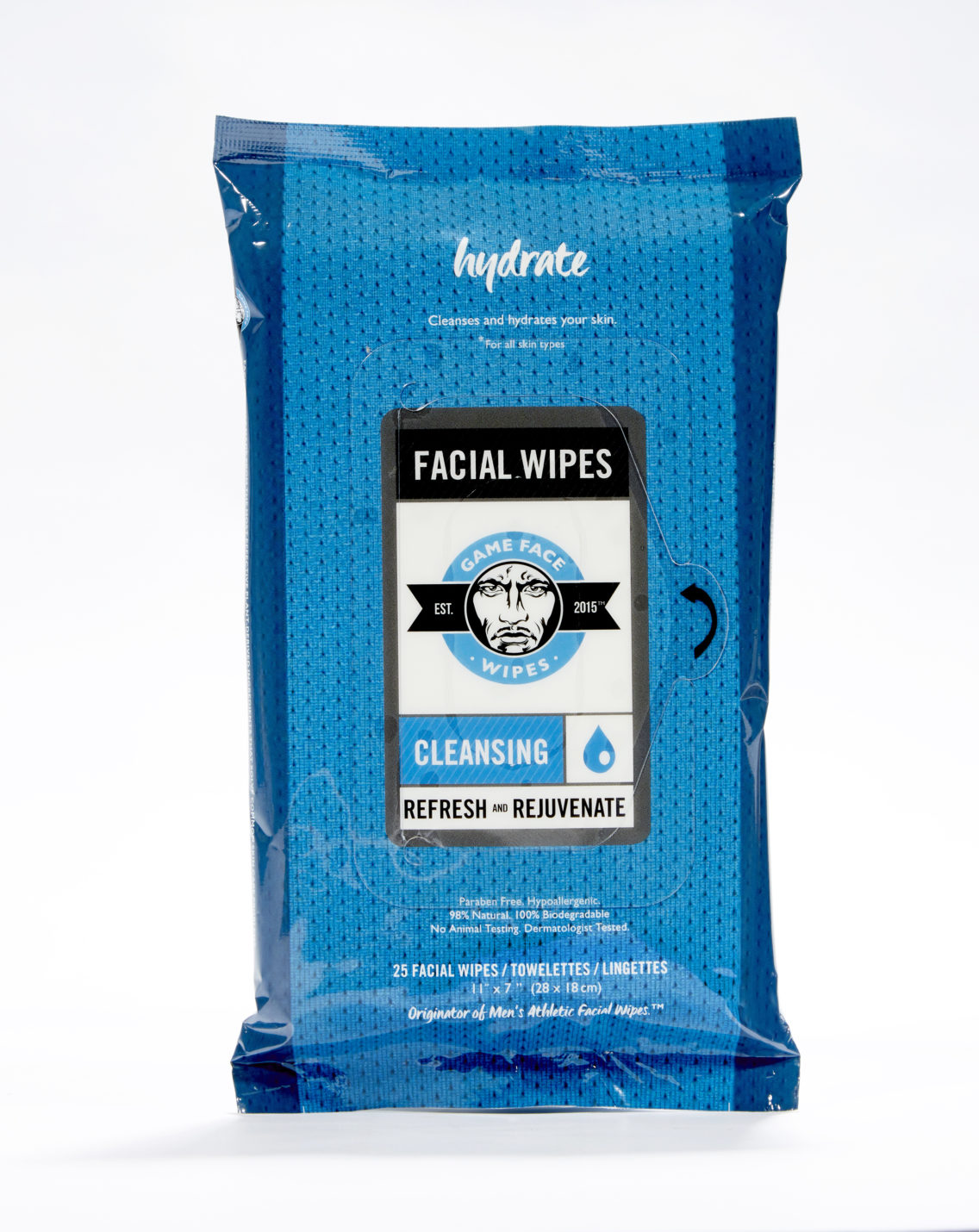 Game On! #GameFaceWipes #FaceWipes #MensGrooming