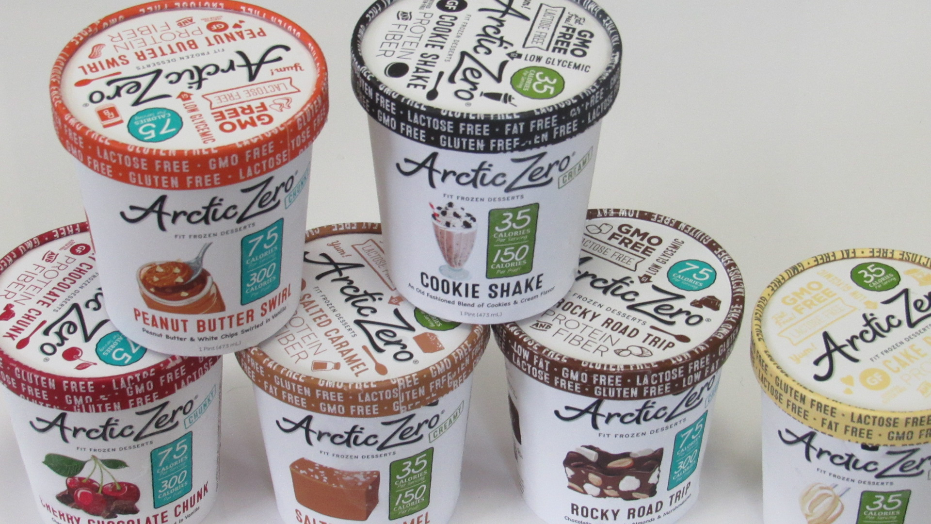Chill Out With ARCTIC ZERO®Frozen Dessert #momsmeet #arcticzero