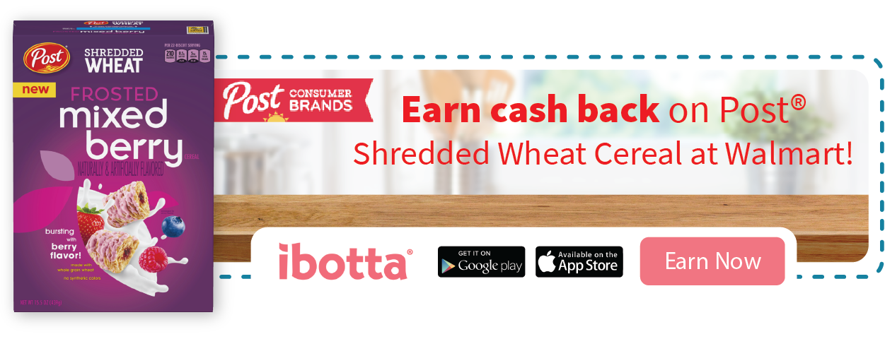 New Shredded Wheat Varieties + Cash Back Offer