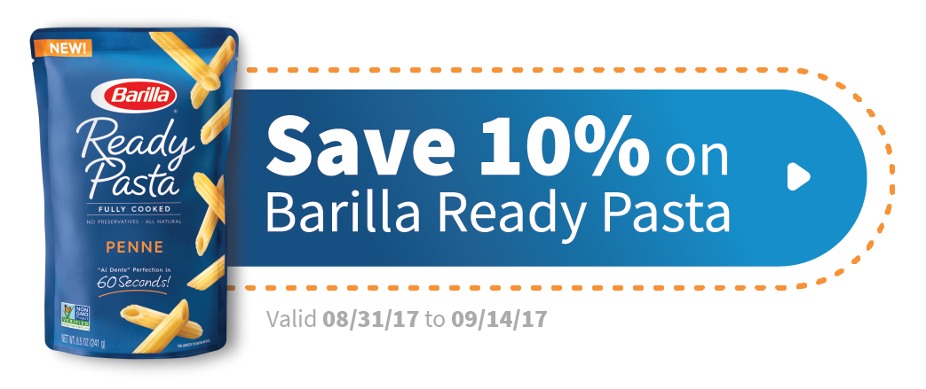 Save on Barilla Ready Pasta #ReadyPasta #CollectiveBias #ad