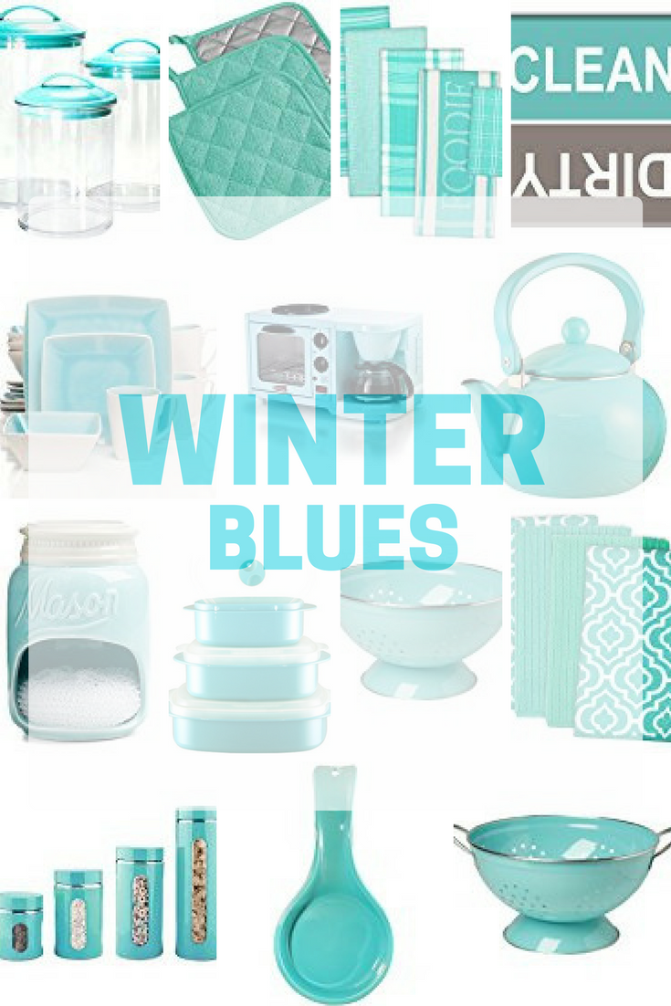 These products will help cure your  #WinterBlues and make you love blue all over again!