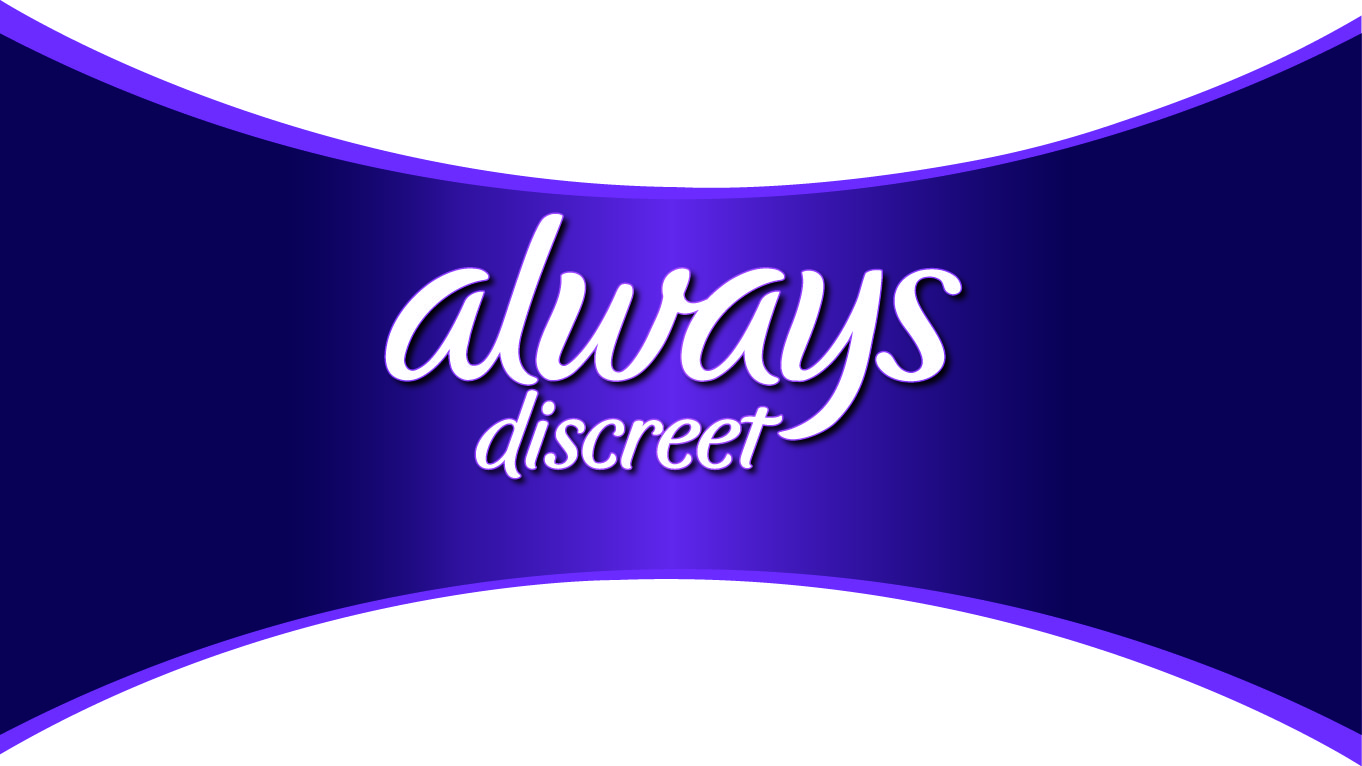 Regain Confidence With Always Discreet