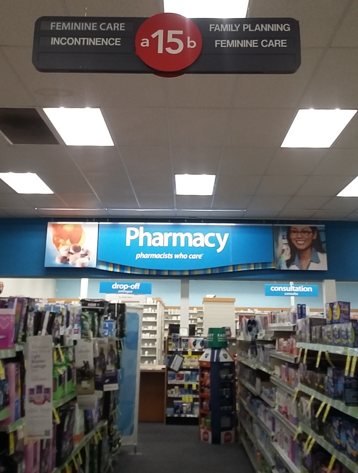 important items to shop for at cvs when caring for an older