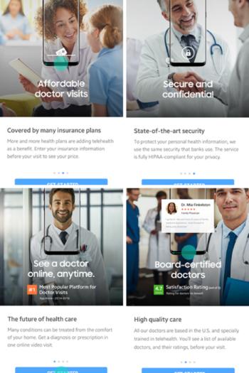 Samsung Health Tracks My Progress