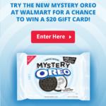 Mondelez Mystery OREO Giveaway