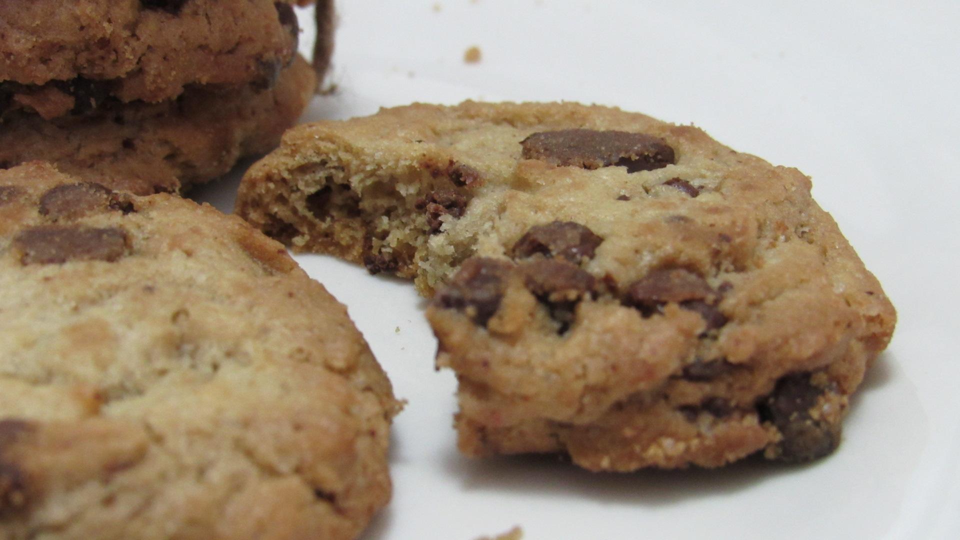 Back To Nature Chocolate Chunk Cookies #momsmeet #glutenfree #ad #cookies