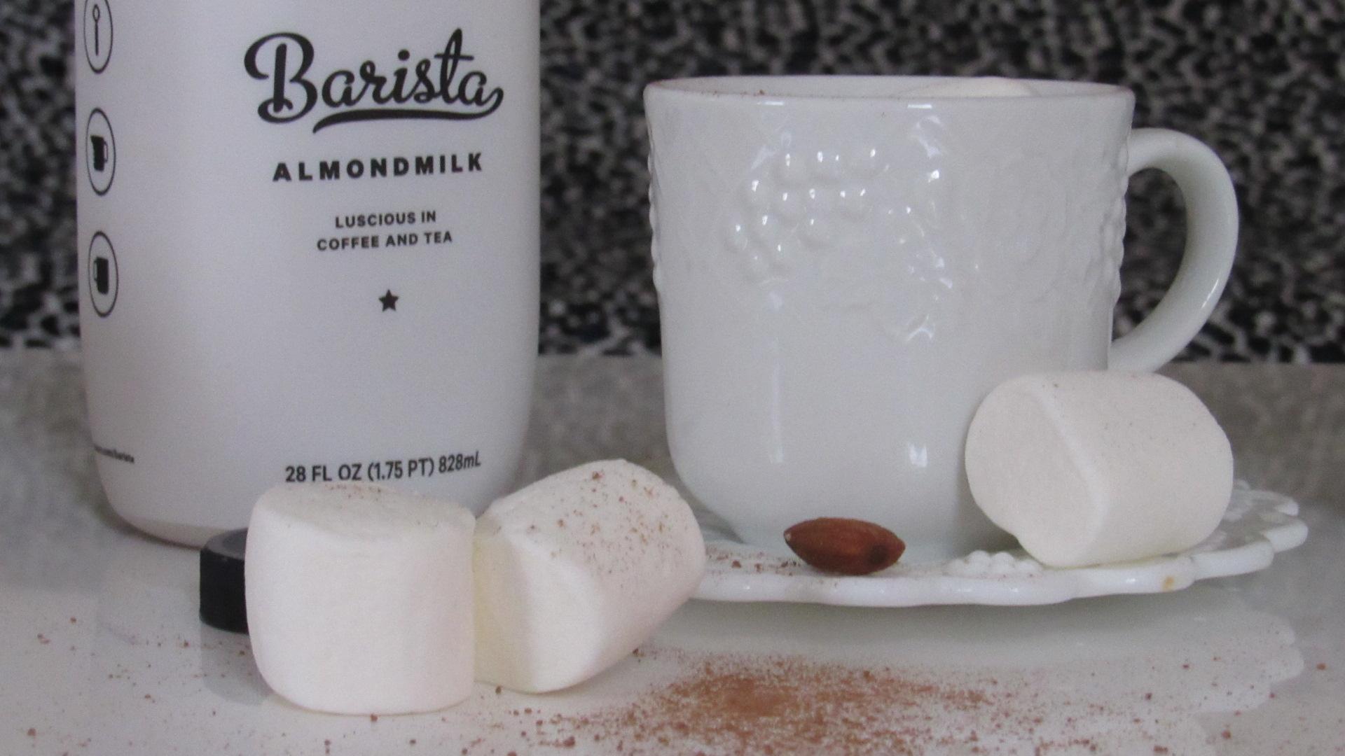New Barn Organic Unsweetened Almondmilk Barista