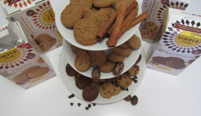 Simple Mills Crunchy Cookies The Smart Cookie for After School Snacks