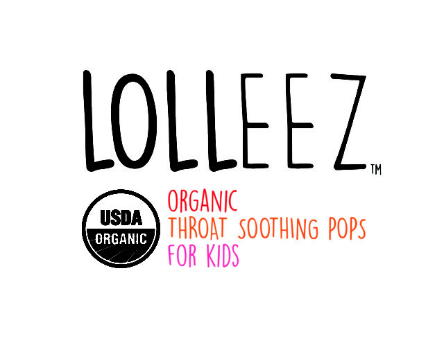 Lolleez™ Lollipops for Sore Throat Giveaway $100 Amazon #LolleezOrganicThroatSoothingPops #ad