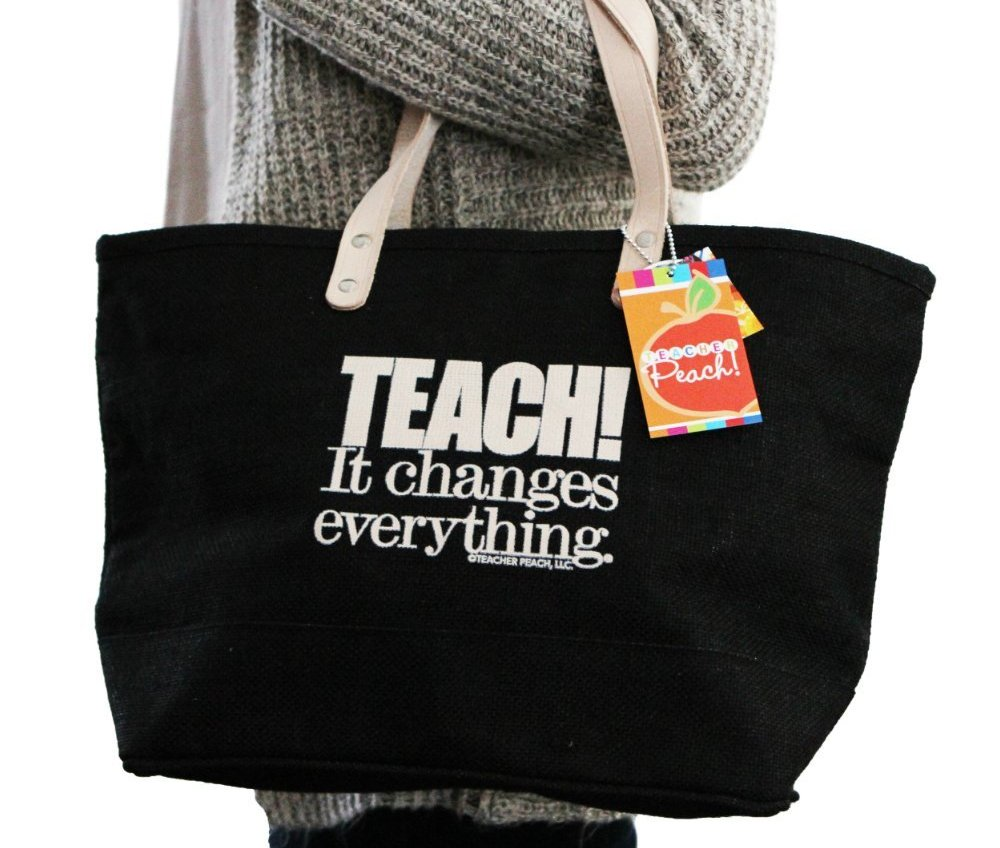 Gift Ideas for Teachers from The Teachers Peach
