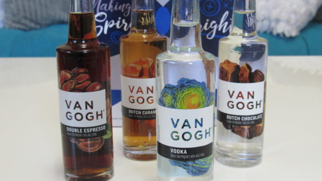 Making Spirits Bright with Van Gogh