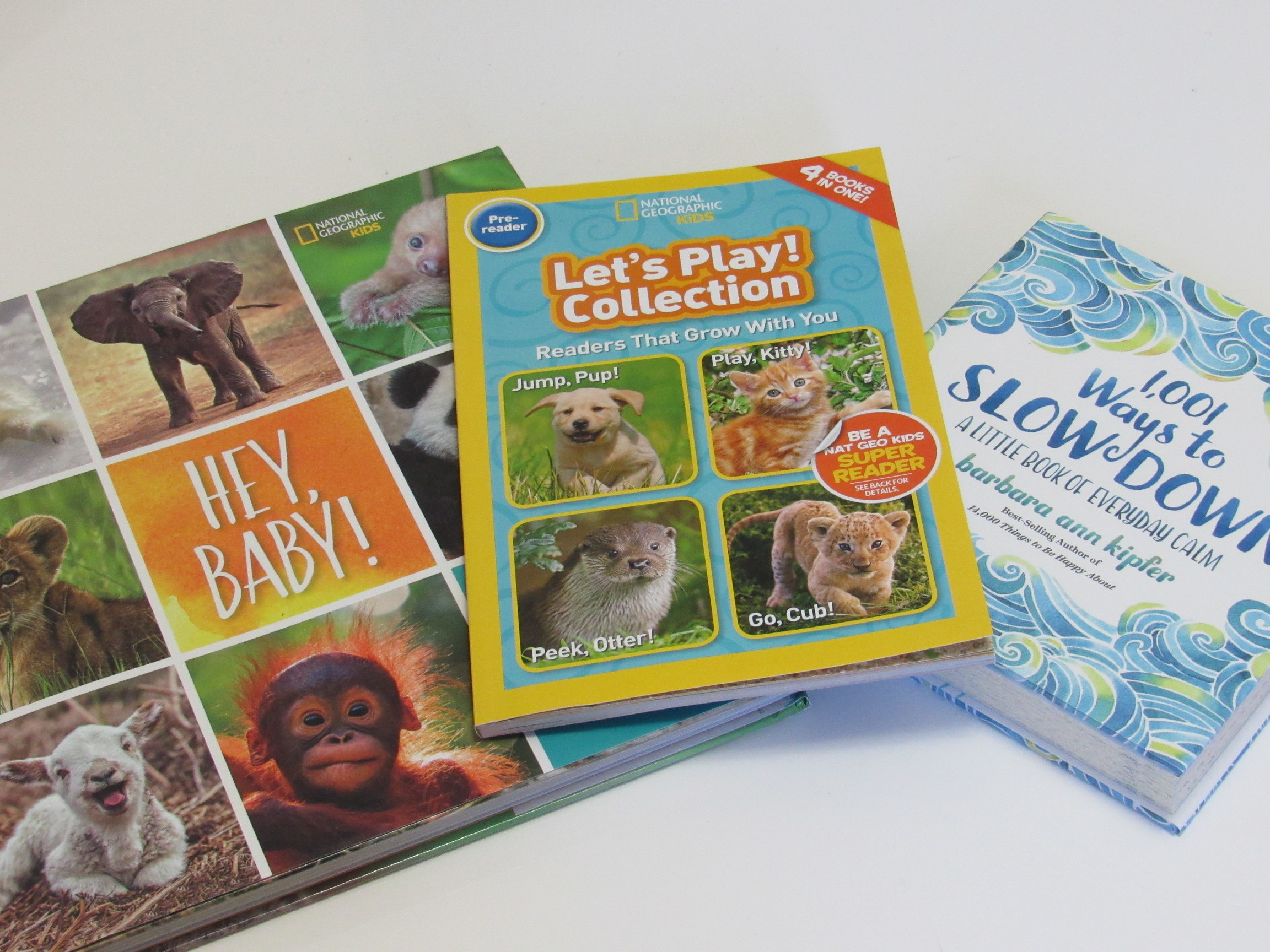 Give the gift of books for kids National Geographic