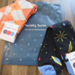Crazy Men's Socks My Society Socks