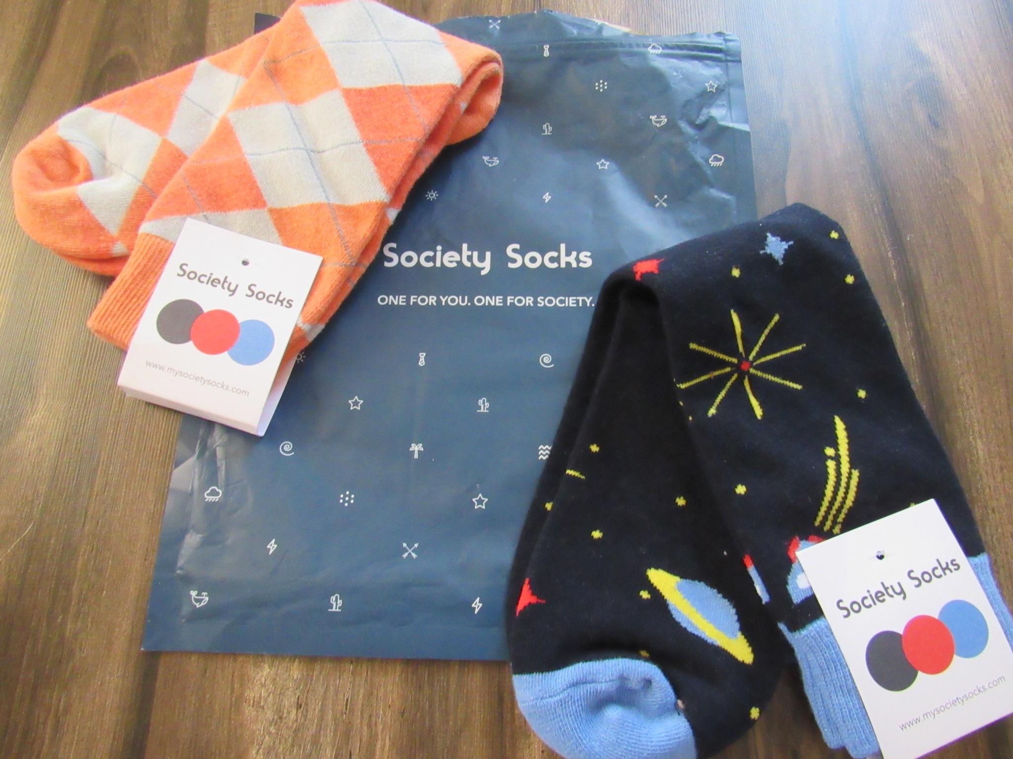 Crazy Men's Socks #ValentinesDayGiftsForHim