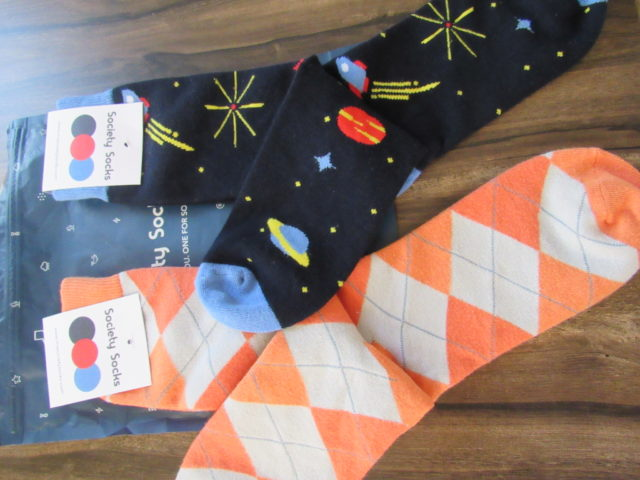 Crazy Men's Socks #ValentinesDayGiftsForHim
