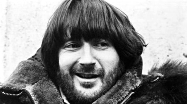 My first crush, Denny Doherty, The Mamas and The Papas