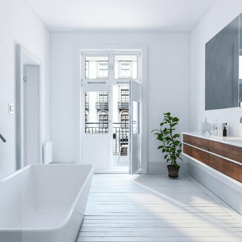 Create the five star bathroom of your dreams for Create your dream bathroom