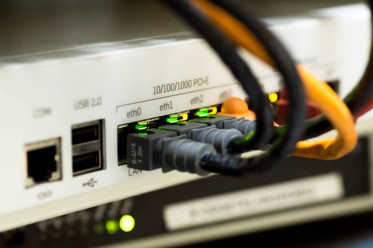 Send Your Broadband into Warp Speed