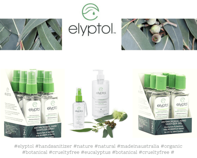 Kick Germs to the Curb with Elyptol Sanitizer Giveaway