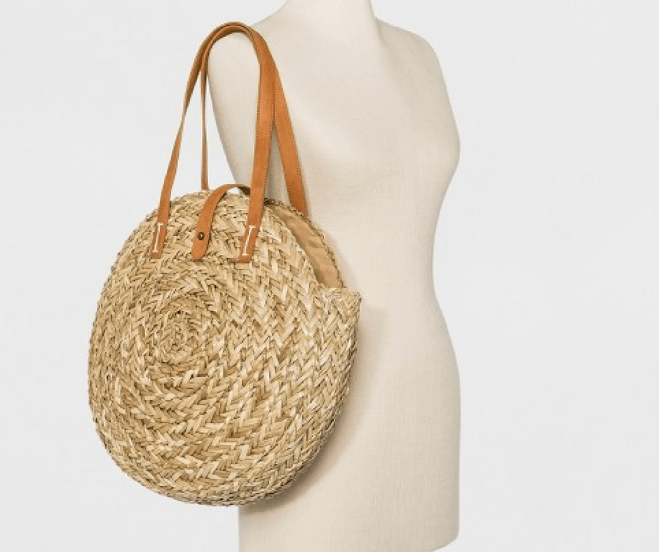 Best Straw, Vintage, Handbags for spring & Summer 2018