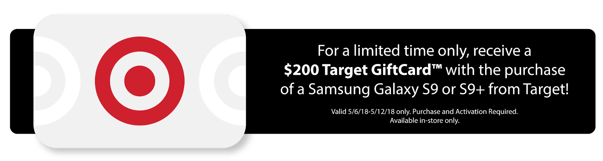 Meet the NEW Samsung Galaxy S9 & S9+ Plus Get a $200 Gift Card #SamsungTargetTech #ad